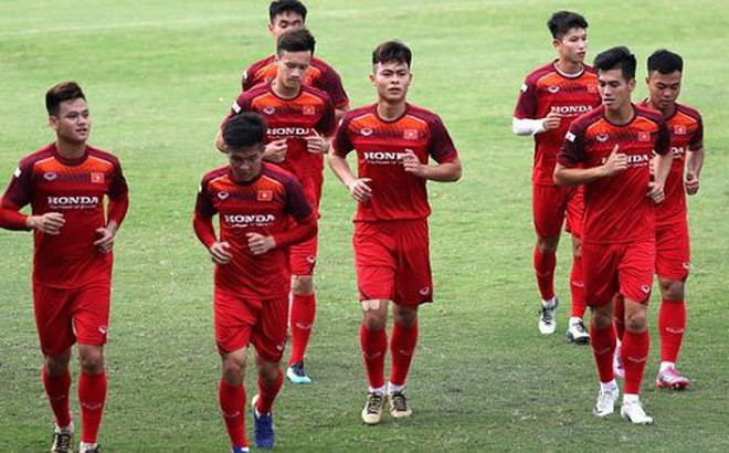 U23 Việt Nam tập 3 ngày lại về, HLV Park Hang Seo toan tính điều gì?