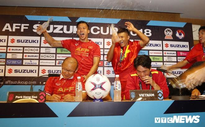 HLV Park Hang Seo: Đến thời Việt Nam là trung tâm bóng đá châu Á