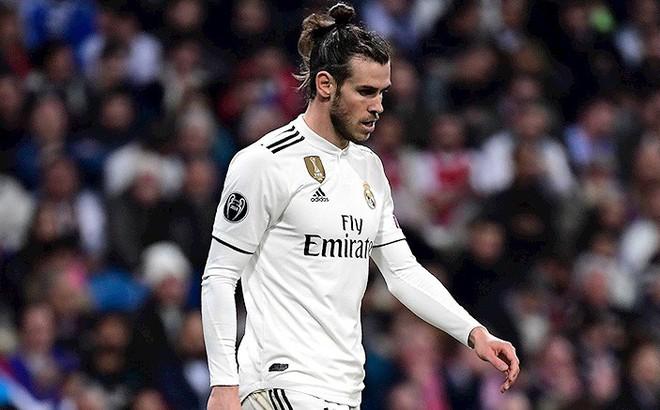 Hội quân cùng Real Madird, ngôi sao Gareth Bale bị 'ngược đãi'