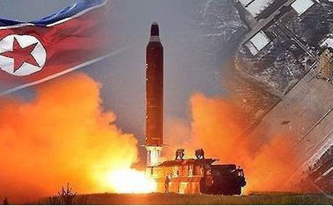 Washington lần đầu thừa nhận tên lửa Triều Tiên có khả năng 'tấn công mọi mục tiêu trên đất Mỹ'