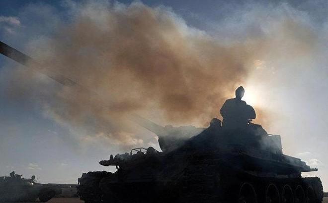 LNA tuyên bố giai đoạn đầu đánh Tripoli kết thúc thành công
