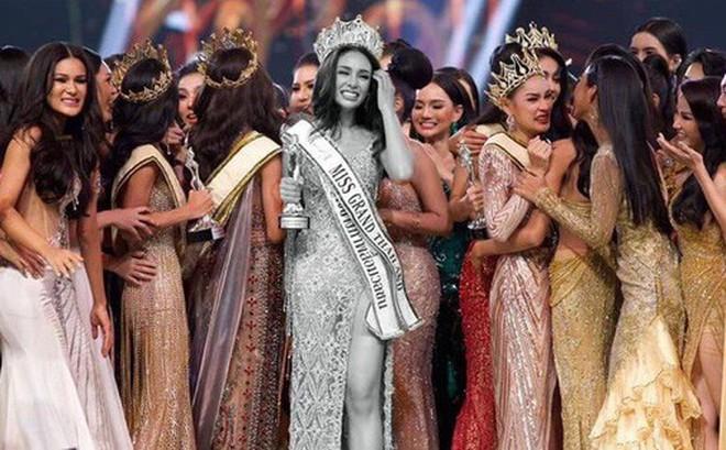 Tân Hoa hậu Hoà bình Thái: Đăng quang trong lạc lõng, không được chúc mừng, bị chỉ trích vì hạ bệ Miss Universe 2018