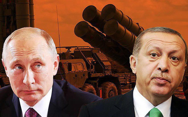 Chưa xong thương vụ S-400, Thổ Nhĩ Kỳ tuyên bố muốn mua cả S-500