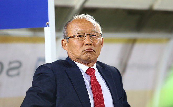 Vì sao HLV Park Hang Seo không dự bốc thăm vòng loại World Cup 2022