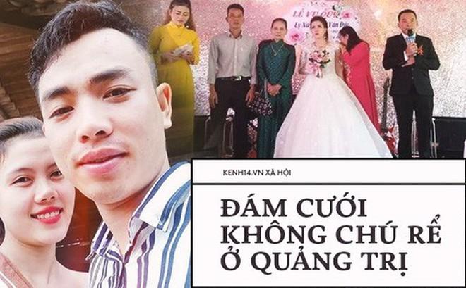 """Bố mẹ của cô dâu trong đ.ám cưới kh.ông chú rể ở Quảng Trị: """"Ai đến chung vui cũng lén lau n.ước m.ắ.t, thương con 1 thì thương rể đến 10"""""""