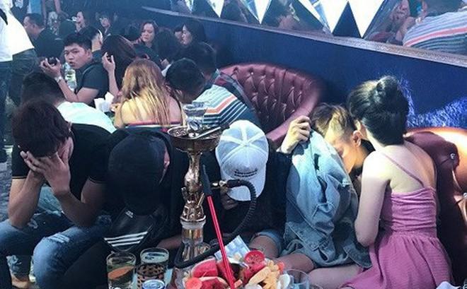 Vụ hơn 200 dân chơi phê ma túy tại Bar ST Club: Thu hồi giấy phép và đóng cửa quán