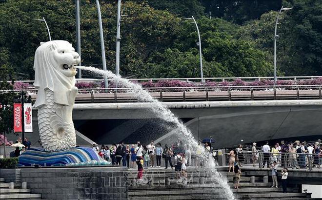 Singapore đổ tiền đầu tư trước viễn cảnh bị nước biển nhấn chìm