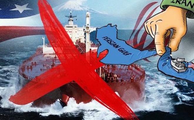Đóng cửa eo biển Hormuz: Iran tuyên bố 'thừa sức'