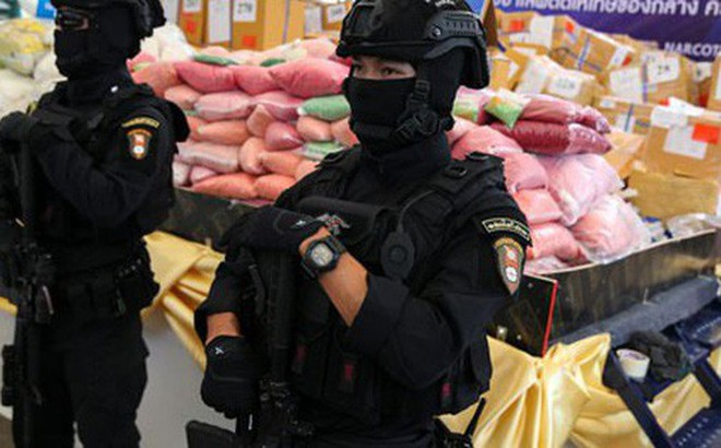 Châu Á - Thái Bình Dương: Thị trường ma túy đá lớn nhất thế giới