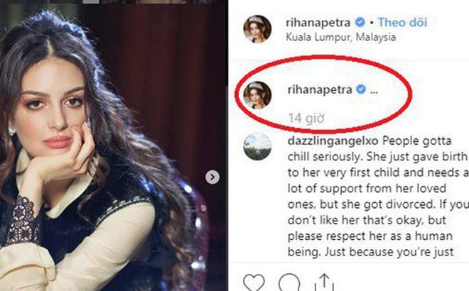 Người đẹp Nga có động thái mới nhất trên Instagram, chia sẻ đoạn video cho thấy sự đổ vỡ với cựu vương Malaysia là điều dễ hiểu vì lý do ai cũng gặp phải
