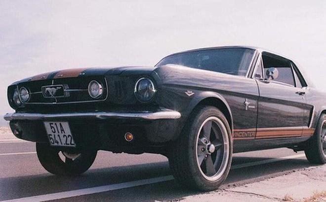 54 năm tuổi, Ford Mustang độc nhất Việt Nam chào bán giá hơn 1 tỷ đồng