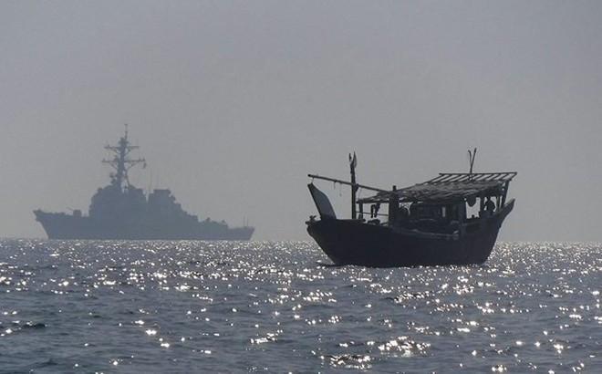 """Mỹ triển khai chiến dịch quân sự """"Người bảo vệ"""" ở Vịnh Ba Tư sau khi Iran bắt tàu Anh"""