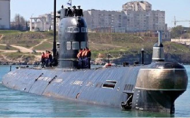 """Tại sao Ukraine không bao giờ trở thành """"cường quốc tàu ngầm"""""""