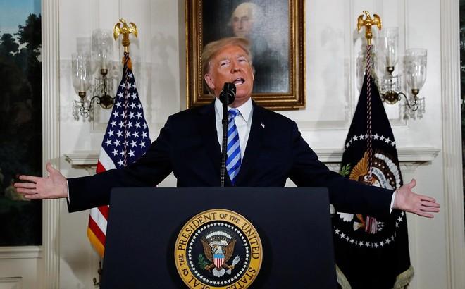 Tổng thống Trump sẽ không tấn công Iran, vì sao?