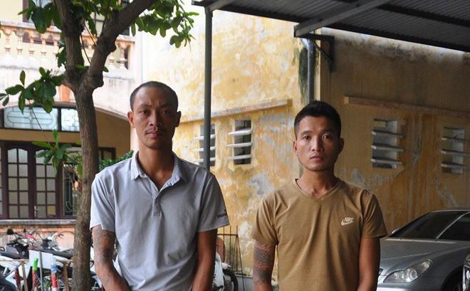 Lật tẩy thủ đoạn hai kẻ lưu manh chuyên cướp tài sản của người già, trẻ em ở Hải Dương