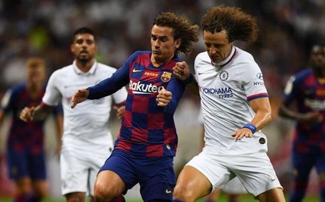 Sai lầm của đồng đội mới khiến 'trai đẹp' Griezmann ra mắt bằng trận thua đau đớn trước Chelsea