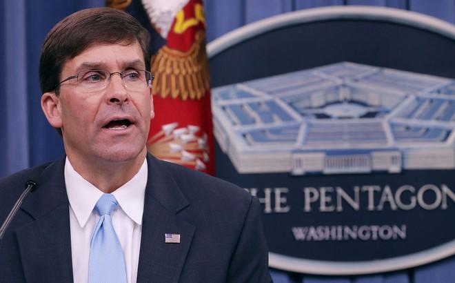 Mỹ chính thức có Bộ trưởng Quốc phòng mới