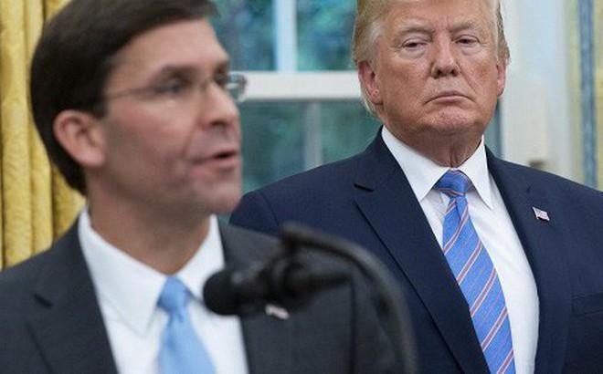 Tân Bộ trưởng Quốc phòng Mỹ đối mặt những ván bài hóc búa với Trung Quốc, Iran và Tổng thống Trump
