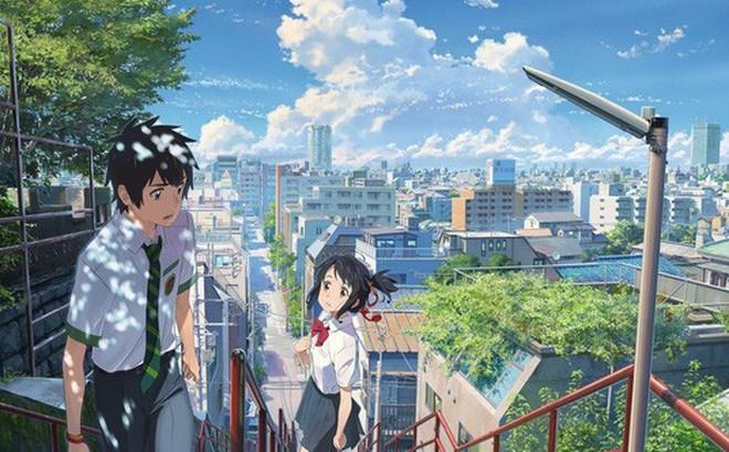 5 bộ anime sở hữu khung cảnh đẹp đến mê mẩn khiến ai cũng thích
