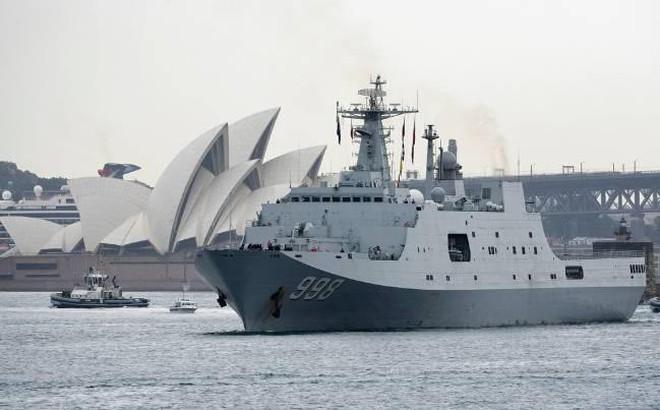 Úc 'chơi lớn' vì e ngại chiến lược quân sự của Trung Quốc ở Thái Bình Dương