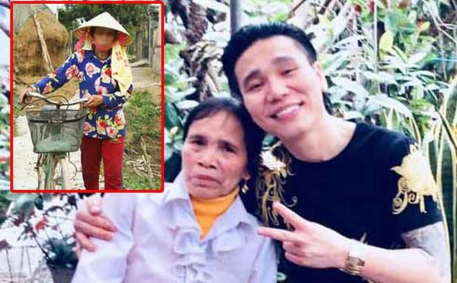Những hình ảnh khắc khổ của mẹ ca sĩ Châu Việt Cường trước khi bị tàu hỏa đâm tử vong
