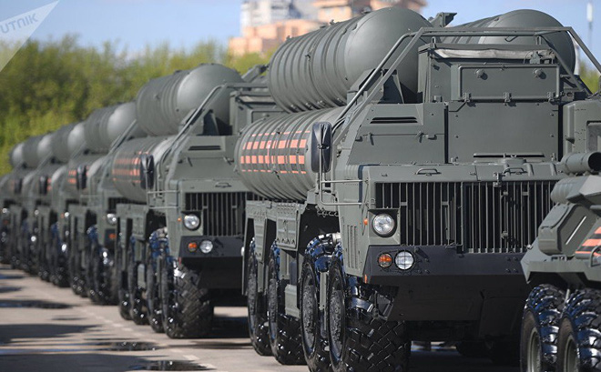 S-400 khiến nội bộ Mỹ nháo nhào, không thể tung đòn trừng phạt?
