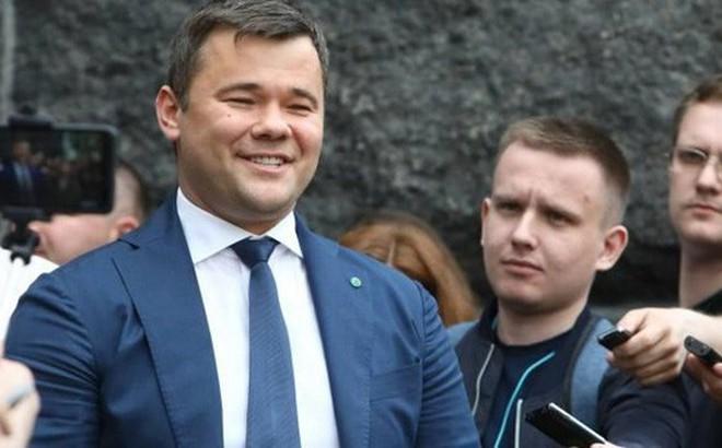 Chánh văn phòng tổng thống Ukraine từ chức sau 2 tháng tại nhiệm
