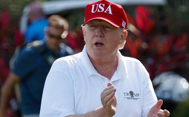 Xả súng liên hoàn ở Mỹ: Ông Trump vẫn đi chơi gôn