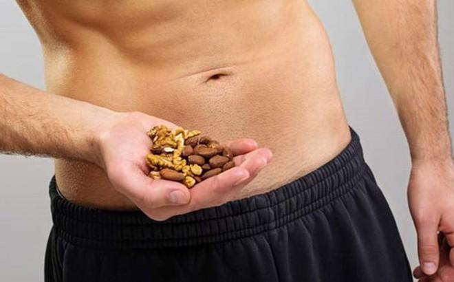 Ăn các loại hạt tốt cho khả năng tình dục nam giới