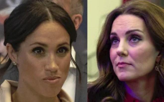 Công nương Kate một lần nữa chứng tỏ đẳng cấp vượt trội hơn em dâu Meghan Markle chỉ bằng một hành động 'cao tay' của mình