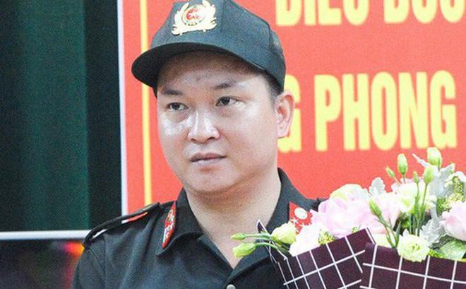Cảnh sát cơ động cứu em bé bị co giật trên sân Thiên Trường thừa nhận cần học thêm kiến thức về sơ cứu