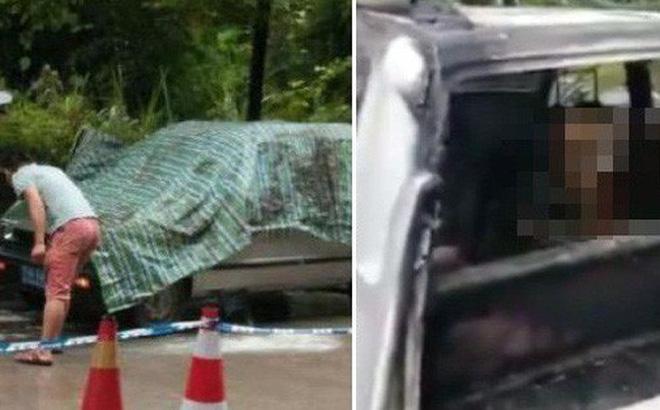 Để cháu trai lại trong xe ô tô rồi khóa cửa, ông nội đau đớn chứng kiến hai đứa trẻ chết cháy mà không thể cứu được