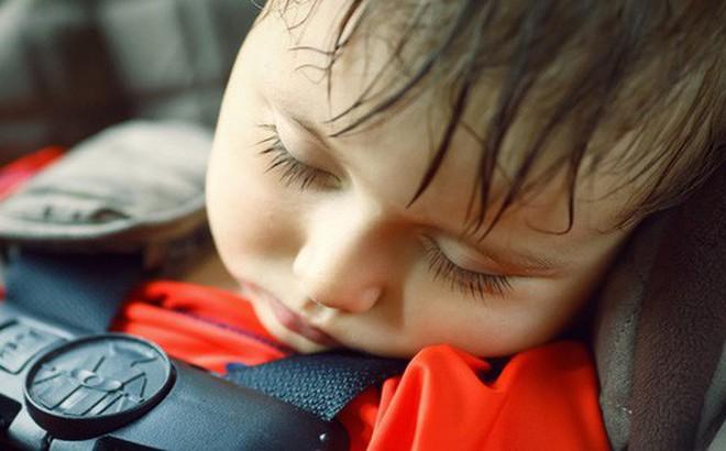 Ở nước ngoài bỏ quên trẻ em trong xe ô tô là một tội ác, có thể bị xử lý hình sự