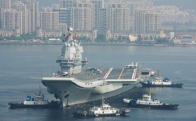 Tàu sân bay tự đóng đầu tiên của Trung Quốc có vấn đề?
