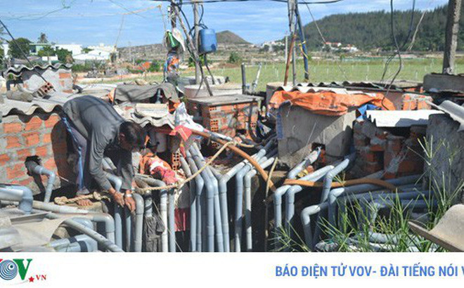 Kỳ lạ giếng nước không bao giờ cạn trên đảo Lý Sơn