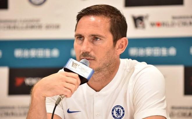 Lampard lo vỡ mặt trước đại chiến MU vs Chelsea