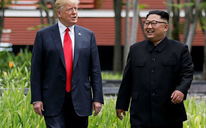 Ông Kim Jong-un viết thư, muốn gặp gỡ thượng đỉnh Mỹ - Triều lần 4