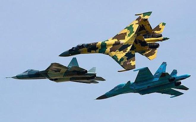 """Thổ Nhĩ Kỳ cân nhắc thương vụ tiêm kích Su-35 sau cú """"hụt chân"""" F-35"""
