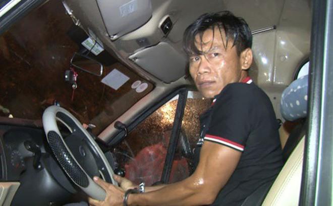 Kẻ có tiền án giết người trộm xe ô tô