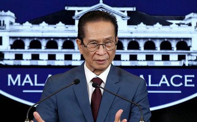 Lạ kỳ Philippines nói 'thỏa hiệp thăm dò dầu khí chung với Trung Quốc có lợi cho Manila'