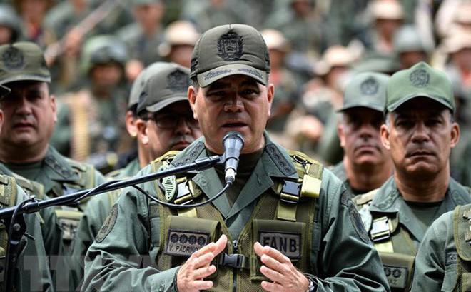 Quân đội Venezuela bác khả năng xảy ra đảo chính hay thay chính phủ