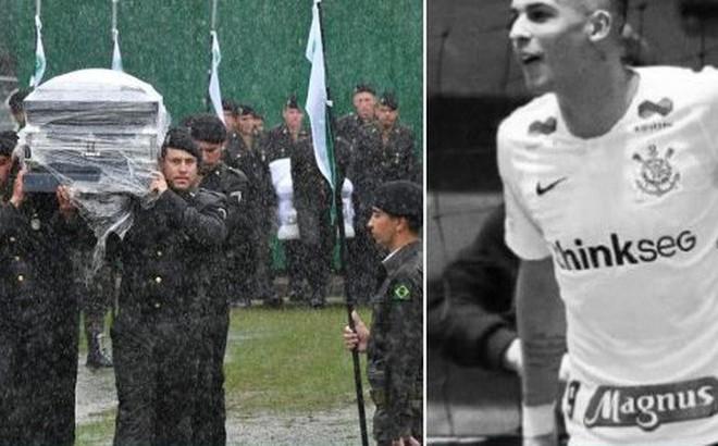 Cầu thủ Nam Mỹ 'tử nạn' ngoài sân cỏ: Hết bị bắn chết, chặt đầu đến … phân xác thành nhiều mảnh