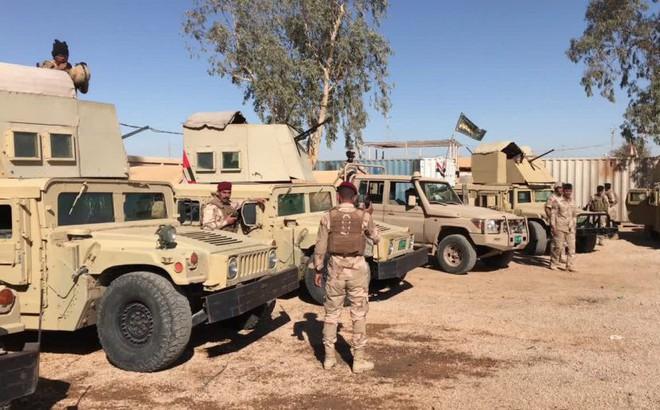 Iraq bóc mẽ báo cáo của Mỹ về chiến dịch chống IS tại Trung Đông