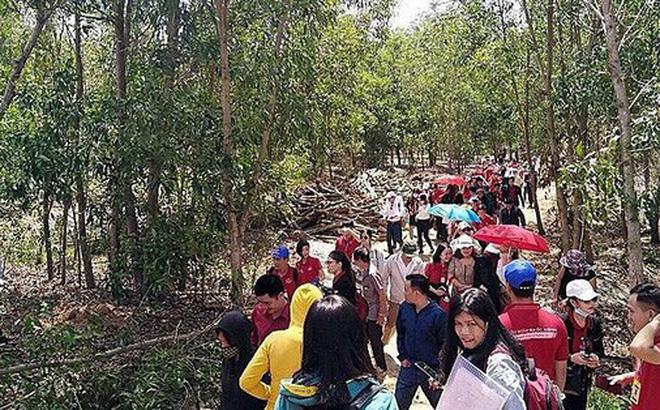 Công an lên tiếng về dự án Alibaba ở Bình Thuận