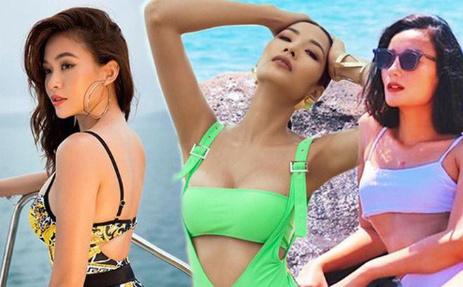 """Dàn mẫu """"Vietnam's Next Top Model"""": Các cô nàng """"cò hương"""" dần tăng cân, lột xác về ngoại hình"""