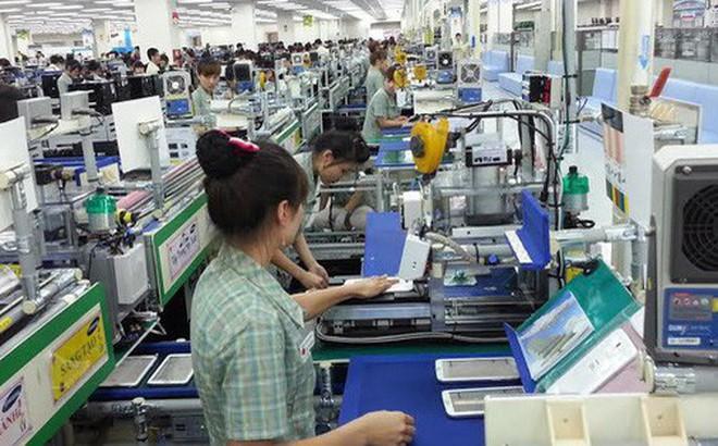 Theo dự thảo mới của Bộ Công thương, sản phẩm Samsung, Apple làm ra tại Việt Nam có được gắn 'Made in Vietnam'?