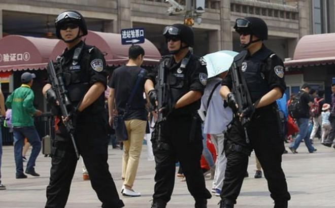 Trung Quốc lập hệ thống chỉ huy tình báo chuẩn bị cho Quốc khánh