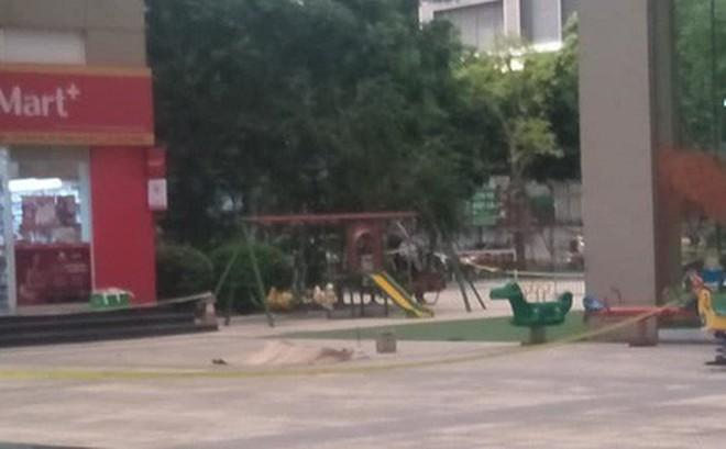 Công an điều tra vụ Phó Giám đốc Sở tại Hà Nội rơi từ tầng 27 tử vong