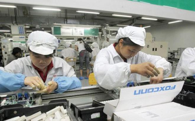 Foxconn Đài Loan mua lại nhà sản xuất linh kiện điện tử Việt Nam
