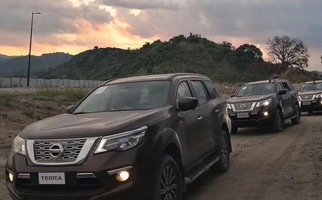 Xả hàng, Nissan Terra liên lục giảm giá cả trăm triệu đồng, chạy đua theo Toyota Fortuner